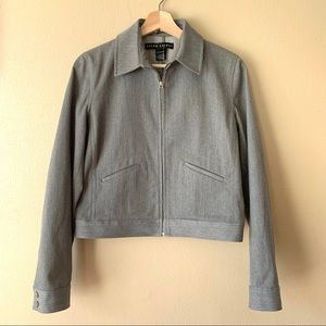 Ralph Lauren black label mini jacket size 6